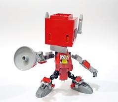 Robbie04 (chubbybots) Tags: lego duplo mech