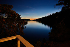 Still after sunset (erickPDX) Tags: sanjuanislands orcasisland demorcas washington pnw