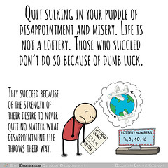 Overcoming Disappointment (IQmatrix) Tags: disappointment disappointed adversity quote quotes doodle doodles iqmatrix