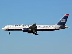 N934UW Boeing 757-2B7 AWE  LAS (Jetstar31) Tags: n934uw boeing 7572b7 awe las