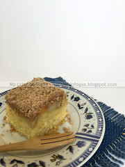 Cuca de banana com doce de leite_ (Letrcia) Tags: cuca kuchen docedeleite dulcedeleche banana canela cinnamon