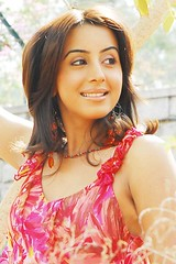 South Actress SANJJANAA Photos Set-4 (13)