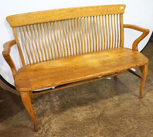 Oak Bench ($267.60)