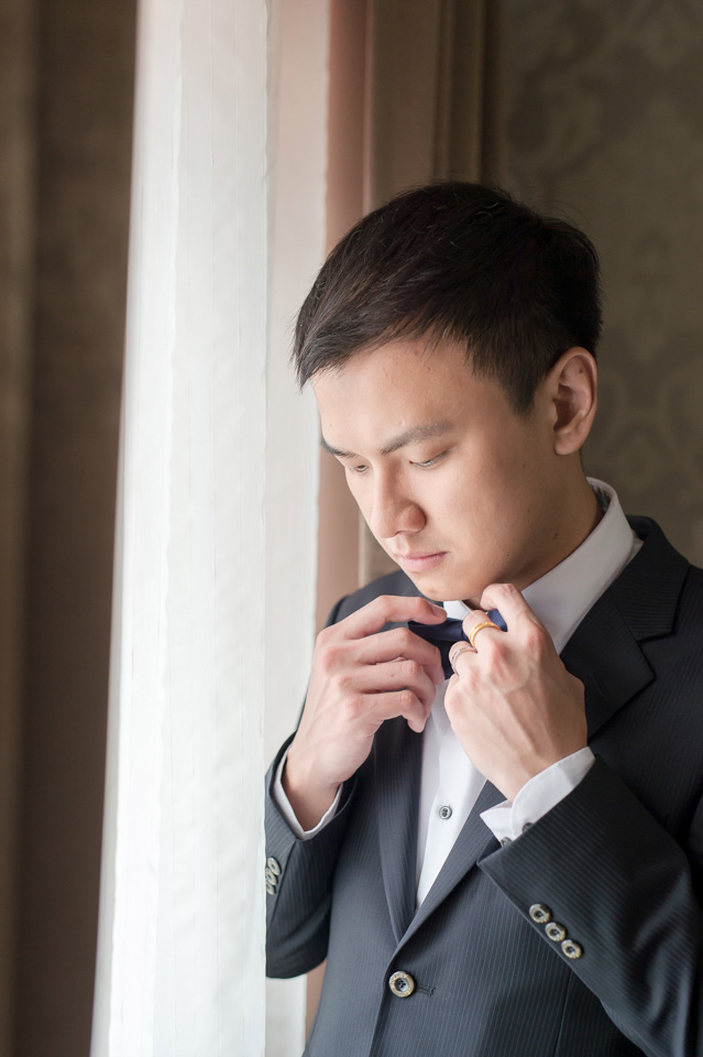 台南婚攝 情定婚宴城堡永康館 婚禮紀錄 C & V 006