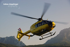 DSC00336_001_logo neu (tobias.dopplinger) Tags: eurocopter ec 135 amtc hubschrauber helidays gmunden