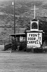 Front Door Chapel (Double_Nickel) Tags: oregon chapel christian truckstop biggs