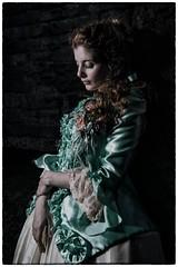 Laure Richis, Perfume VIII (SomniumDantis) Tags: lady french perfume dress corset pompadour gown 18thcentury petticoat historicalreenactment periodcostume historicalcostume jaquet historicreenactment 1750s historicdress 18thcenturydress