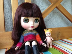 Carmen Meets Tiger Sonny Angel