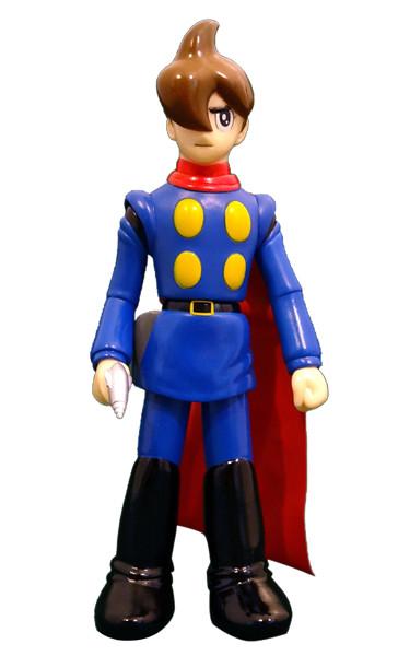 「人造人009完結篇」稀有藍色制服版