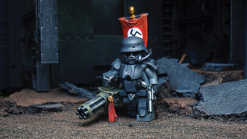 The Nazi S.S. Doomtrooper
