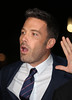 Ben Affleck 56th BFI London Film Festival: Argo - Accenture gala held at the Odeon Leicester Square - Arrivals London, England