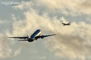 Ryanair scramble!!!