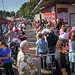 One of the longest lines each year at the State Fair is for the Howling Cow Ice Cream.
