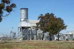 Quarantine Power Station (Mangrove Rat) Tags: power southaustralia powerstation gasturbine torrensisland originenergy quarantinepowerstation