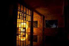 Reflejos (Fer Debegó) Tags: lightpainting luz nikon murcia lp d200 nocturnas cartagena esfera balloflight steelwool iluminación regióndemurcia pinturadeluz lanadeacero nocturnasmurcia faraúzo nocturnascartagena