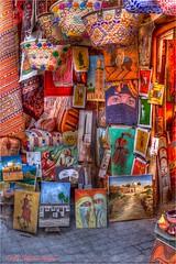 colours of Morocco (schickma) Tags: shop gesicht kunst reiter marocco frau bild markt farbe pferd geschft hdr bilder marokko rahmen kamel ausstellung taschen teppich farben frauen bogen korb kunstwerk tasche kampf gesichter photomatix kmpfer bgen krbe martinwagner sukhs mwfoto