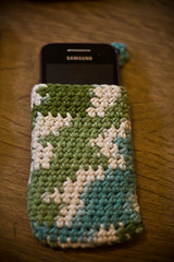 IMG_1383 (Janelle *CharisPhotography*) Tags: phone handmade crochet case dishcloth etsy coaster washcloth ereadercase
