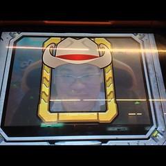 ไปเล่นเกมขับรถถังที่ Game Center ตัวเกมมีใช้กล้อง Webcam จับหน้าเราเป็น icon ในเกมด้วย #genting