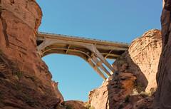 Water Holes Slot Canyon -- Page, Arizona (jimf_29605) Tags: bridge arizona nikon sandstone page rockformations slotcanyon highway89 nikon1855mm navajotriballand waterholesslotcanyon d7000