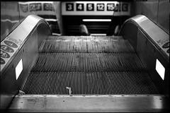 routes 3, 4, 5, 12, 15 [Explore] (patrickbraun.net) Tags: subway escalator cologne fair köln messe photokina fujifilmxpro1 fujinonxf35mmf14r