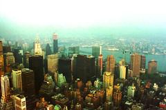 New York, Down Town  (tonemapped)