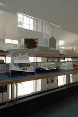 Model Display on Mezzanine