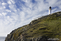 Coast (DMeadows) Tags: sea cliff lighthouse building water clouds buildings landscape coast scotland daylight rocks fluffy steep stranraer clifftop mullofgalloway davidmeadows dmeadows davidameadows dameadows yahoo:yourpictures=yourbestphotoof2012