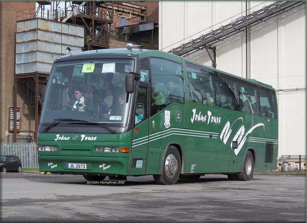 Johns Tours Stowmarket