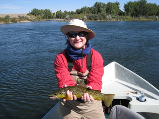 Montana Bighorn River Fishing Lodge 18