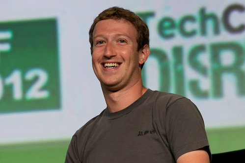 Mark Zuckerberg by jdlasica, on Flickr