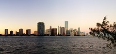 Miami Skyline (miamism) Tags: brickell keybiscayne biscaynebay miamiviews brickellkey downtownmiami miamiskyline brickellavenue brickellave miamirealestate miamisky brickellcondos brickellkeycondos downtownmiamicondos keybiscaynebeach miamisms brickellavecondos