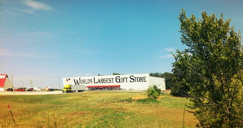 "World's Largest Gift Store - Conway, Missouri • <a style=""font-size:0.8em;"" href=""http://www.flickr.com/photos/20810644@N05/8142692508/"" target=""_blank"">View on Flickr</a>"