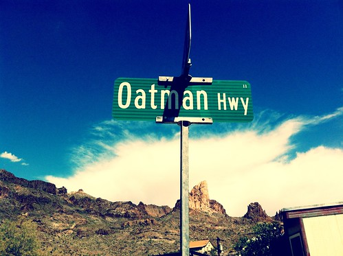 "Historic Route 66 - Oatman, Arizona • <a style=""font-size:0.8em;"" href=""http://www.flickr.com/photos/20810644@N05/8142807661/"" target=""_blank"">View on Flickr</a>"
