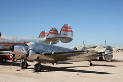 Beech UC-45J Expeditor (twm1340) Tags: arizona museum airplane tucson space aircraft aviation air transport az cargo historic pima collection beechcraft beech 2012 expeditor pasm uc45j
