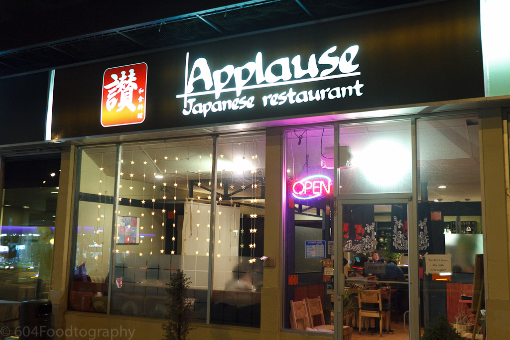 Applause Japanese Restaurant