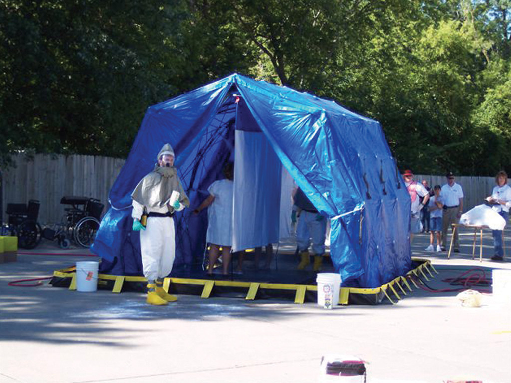 Reeves-EMS_Decon_Shelter-2 (DHS Systems LLC) Tags shower tents shelter hazmat & The Worldu0027s Best Photos of hazmat and tents - Flickr Hive Mind