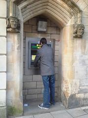 >ATM, Bradford on Avon