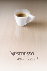 Nespresso...What else? (Jonathan C. Photography) Tags: roma george 1750 ml yashica clooney cosi nespresso ristretto capriccio whatelse livanto decaffeinato volluto umachine grandcrups