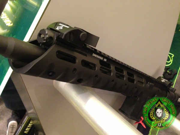 ITS Tactical SHOT Show 2013: Day 1 Live Coverage 022