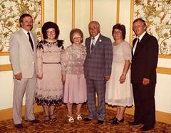 50th Wedding Anniversary (nanwinn45) Tags: bill anniversary helen clark velma phyllis macpherson