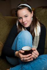 Helen (Aaron Cranford) Tags: woman beautiful portraits nikon sister helen speedlight d600