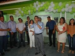 Prefeitura de Cansanção inaugura Academia da saúde (Deputado Estadual Vando) Tags: bahia psd psc ranulfo deputadoestadual cansanção deputadovando