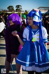Comiket 83-140 (marcellomasiero) Tags: girls anime cute sexy japan cool cosplay manga guys crossdressing videogames kawaii   odaiba cosplayers     comiket    comiket83 tokyobighsight