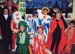 Image titled Thomas in School Play 1993
