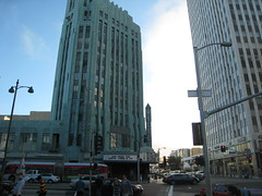 Popping up to late day sunshine, hey, it's the Wiltern (BaSSiStiSt) Tags: robert darren bar square la los theater ben metro angeles five ama folds pershing benfolds sledge wiltern jessee