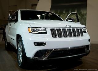 2013 Washington Auto Show - Upper Concourse - Jeep 1 by Judson Weinsheimer