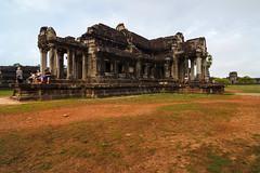 Library (yoodz) Tags: cambodia vishnu angkorwat unescoworldheritagesite siemreap khmerempire suryavarmanii cityoftemples