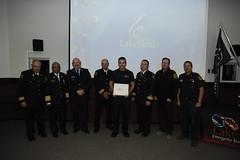 Blended learning platoon grad (Lakeland College) Tags: lakelandcollege emergencytrainingcentre firefightertraining blended learning