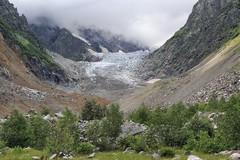 Chalaadi glacier (vlavlam) Tags:  chaladi chalaadi ice glacier georgia mestia