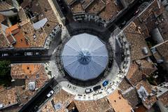 La gomtrie du monde ! (Robin Danos) Tags: drone dji bordeaux bdx architecture city sky aerials
